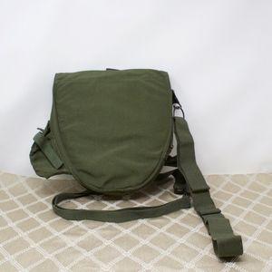 Vintage US Military Field Bag Waits Shoulder Bag